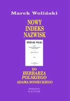 """Indeks 04. Nowy indeks nazwisk do """"Herbarza Polskiego"""" Adama Bonieckiego. (E-book PDF)"""