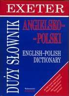 EXETER Duży słownik angielsko-polski