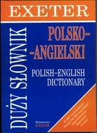 EXETER Duży słownik polsko-angielski