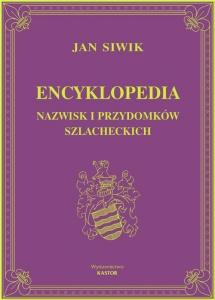 Encyklopedia Nazwisk i Przydomków Szlacheckich (E-book PDF)
