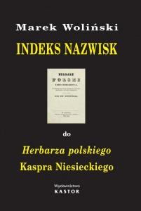 Indeks 17. Indeks nazwisk do Herbarza polskiego Kaspra Niesieckiego (e-book PDF)